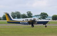 N221DK @ KOSH - Piper PA-32RT-300