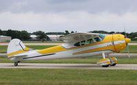N3457V @ KOSH - Cessna 195