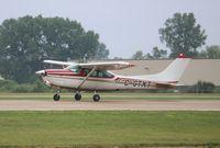 C-GTXT @ KOSH - Cessna TR182