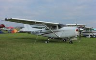 N614WM @ KOSH - Cessna R182