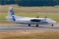 OO-VLI - Fokker 50 - by Jerzy Maciaszek