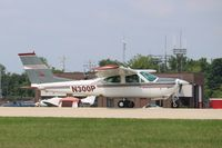 N300P @ KOSH - Cessna 177RG - by Mark Pasqualino