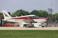 N9132W @ KOSH - Piper PA-28-235