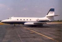 N10DR @ KPBI - Great -731 Jetstar based at KPBI in the 80's (5037) - by Guy Maira