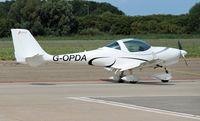 G-OPDA @ EHLE - Lelystad Airport - by Jan Bekker
