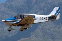 F-GGXG @ LFKC - Landing
