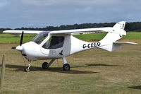 G-CEEO @ X3CX - Parked at Northrepps. - by Graham Reeve