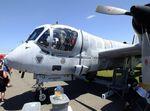 N10VD @ KLAL - Grumman OV-1D Mohawk at 2018 Sun 'n Fun, Lakeland FL - by Ingo Warnecke
