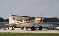 N2697K @ KOSH - Cessna 180K