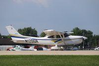 N120GR @ KOSH - Cessna 182S - by Mark Pasqualino