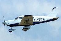 F-HSLA @ LFKC - Landing
