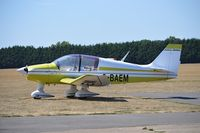 G-BAEM @ EGLM - Robin DR-400-120 Petit Prince at White Waltham. - by moxy