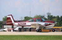 N259M @ KOSH - Aero Commander 200D