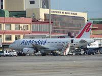 EC-JQU @ LEMD - A319 AIR MADRID