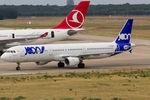 F-GTAM @ EDDT - JOON Airlines - by Air-Micha