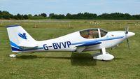 G-BVVP @ EGBT - Europa fly-in - by Adam Loader