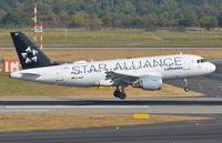 D-AILF @ EDDL - LH A320 in Star Alliance c/s - by FerryPNL