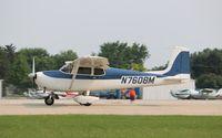 N7608M @ KOSH - Cessna 175