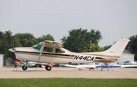 N44CA @ KOSH - Cessna R182