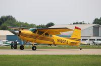 N180FJ @ KOSH - Cessna 180K