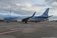D-ATYA @ EDDK - Boeing 737-8K5(W) - X3 TUI TUIfly - 37256 - D-ATYA - 26.12.2017 - CGN