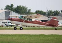 N3055A @ KOSH - Cessna 170B