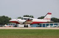 C-FBVB @ KOSH - Piper P-23-250