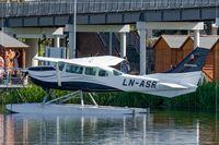 LN-ASR - Cessna U206F Stationair - by Jerzy Maciaszek