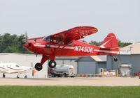 N7450K @ KOSH - Piper PA-20