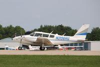 N206RG @ KOSH - Piper PA-30