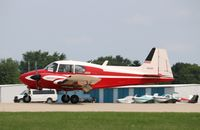 N2150P @ KOSH - Piper PA-23