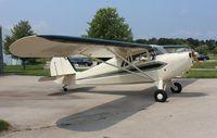 N36529 @ C77 - Aeronca 65-CA
