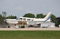 N1553X @ KOSH - Piper PA-32R-300