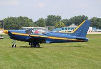 N945TA @ KOSH - SIAI-Marchetti F-260B