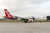 PK-AZA @ JOG - Morning departure as QZ658 bound for Singapore.