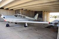 N5045P @ K32 - At her home airfield of Riverside, Wichita, KS before the airport was closed for development - by rosedale
