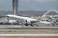 B-KQK @ KLAX - Boeing 777-300ER