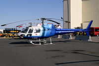 C-GGSW @ CYZF - Great Slave Helicopters Aerospatiale AS-350 B2 Ecureuil