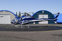 C-GABX @ CYZF - Great Slave Helicopters Aerospatiale AS-350 B2 Ecureuil