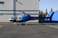 C-FHAF @ CYZF - Great Slave Helicopters Aerospatiale AS-350 B2 Ecureuil