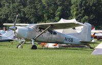 N1SB @ KOSH - Cessna A185F