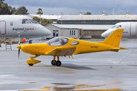 VH-YUU @ YSWG - Soar Aviation (VH-YUU) BRM Aero Bristell NG 5 LSA taxiing at Wagga Wagga Airport - by YSWG-photography