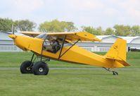 N245JB @ C77 - Just Aircraft Super