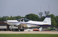N444PK @ KOSH - Sequoia F-8L Falco