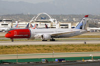 G-CIXO @ KLAX - No comment. - by Dave Turpie