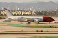 LN-LNC @ KLAX - No comment. - by Dave Turpie