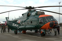 102 @ EKYT - Latvian Air Force Mil Mi-17-1V Hip-H SAR helicopter - by Van Propeller