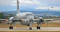 16 @ EGQS - In action at RAF Lossiemouth EGQS - by Clive Pattle