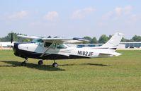 N182JF @ KOSH - Cessna 182RG