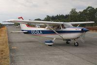 OO-DLA @ EBZR - Zoersel fly in. - by Raymond De Clercq